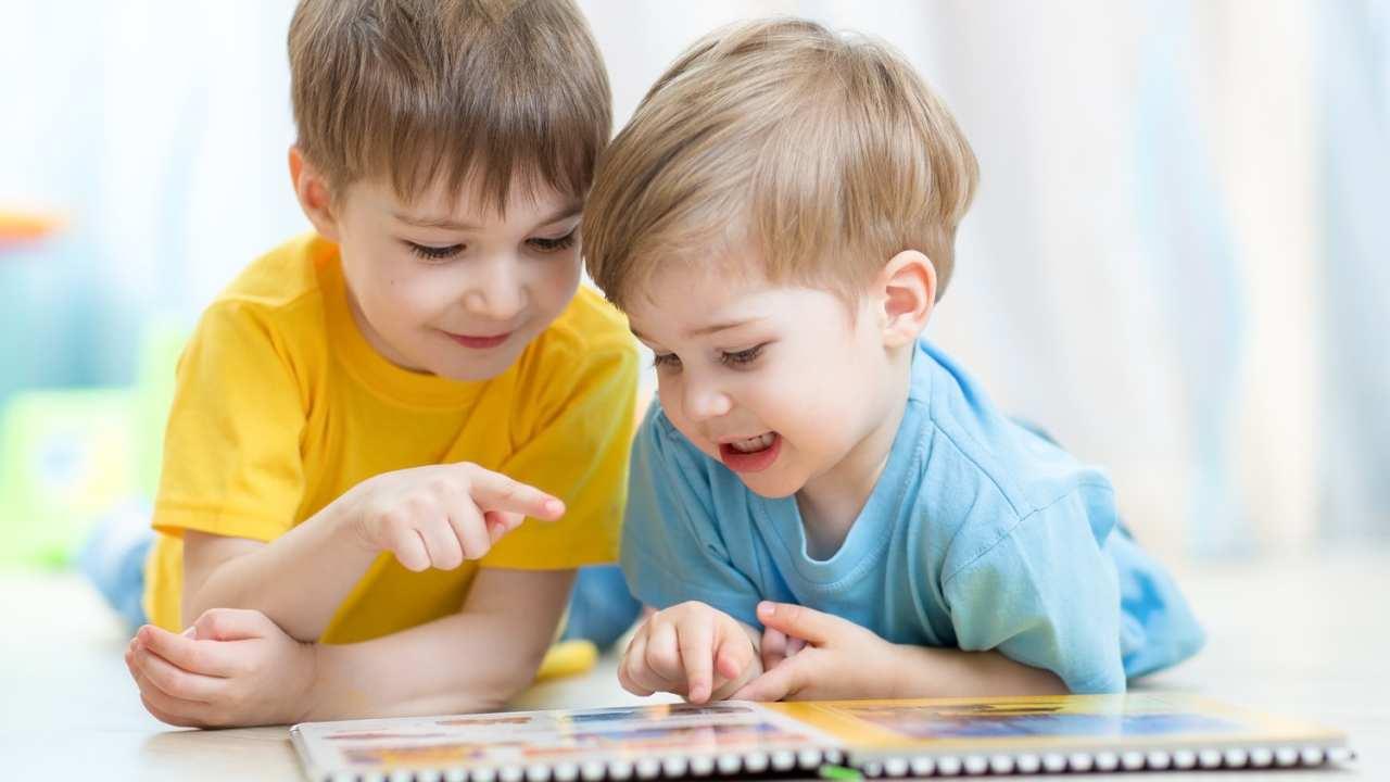 Okul Öncesi Çocuklar İçin Yabancı Dil Kitapları